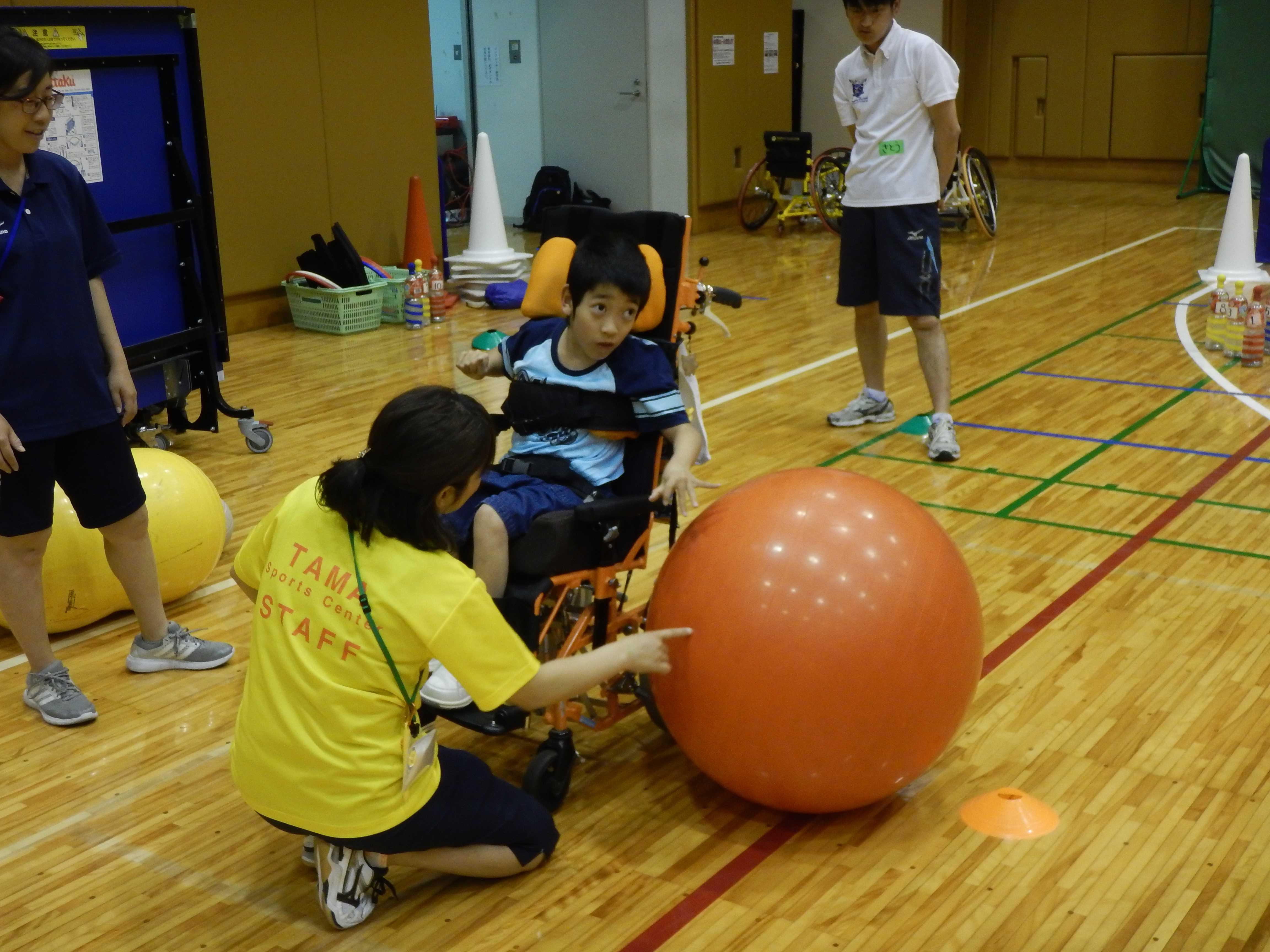 DSCN0460 R - 「GO!GO!ジュニアスポーツ」を終了しました。